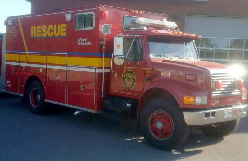 Fire Service Fleet - Municipality of North Grenville