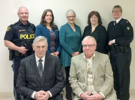 NORTH GRENVILLE POLICE SERVICES BOARD