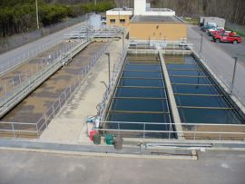 North Grenville Waste Water Treatment Plant