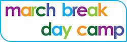 march break day camps