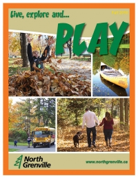 The PLAY Recreation Guide - Fall 2018