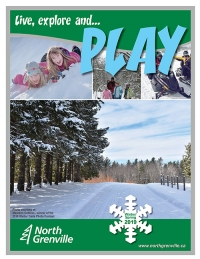 The PLAY Recreation Guide - Winter/Spring 2019