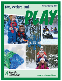 The PLAY Recreation Guide - Winter/Spring 2020