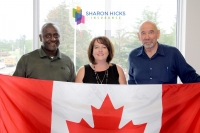 Another Generous Canada Day Sponsor Comes Forward - Sharon Hicks Insurance