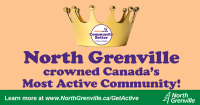 North Grenville Crowned Most Active Community in Canada