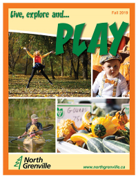 The PLAY Recreation Guide - Fall 2019