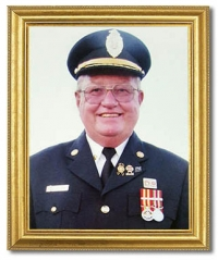 Retired Kemptville Fire Chief