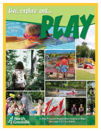 The PLAY Recreation Guide - Summer 2019