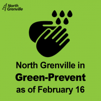 North Grenville will transition to GREEN-Prevent Zone